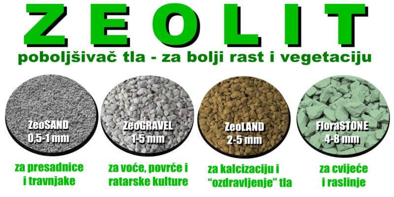 zeolit-granulacije