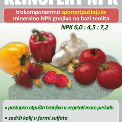 klinofert trokomponentno sporootpu taju e  mineralno NPK gnojivo na bazi zeolita